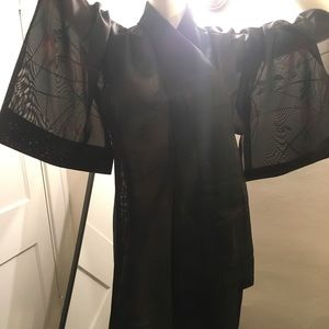 Vintage Other - Rare Japanese vintage summer kimono - see through